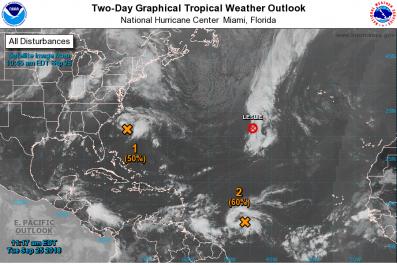 tuesday storms atlantic
