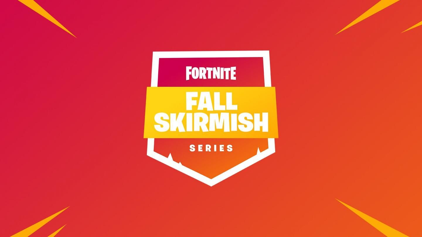 Fortnite Fall skirmish logo cheating