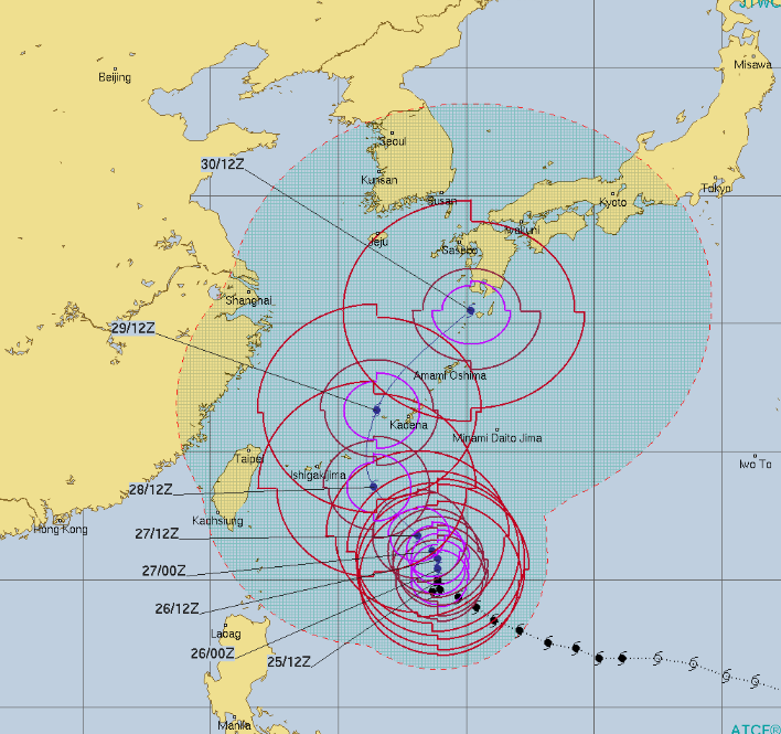 Super Typhoon Trami