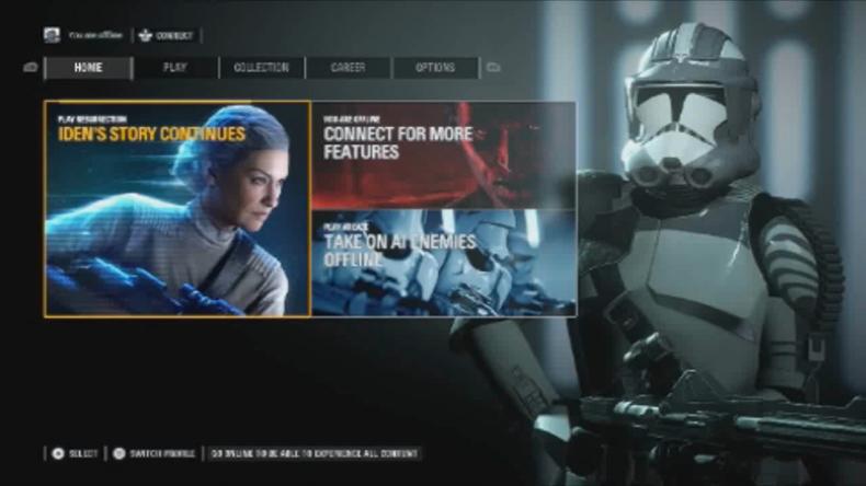Star Wars Battlefront 2 servbers down Xbox