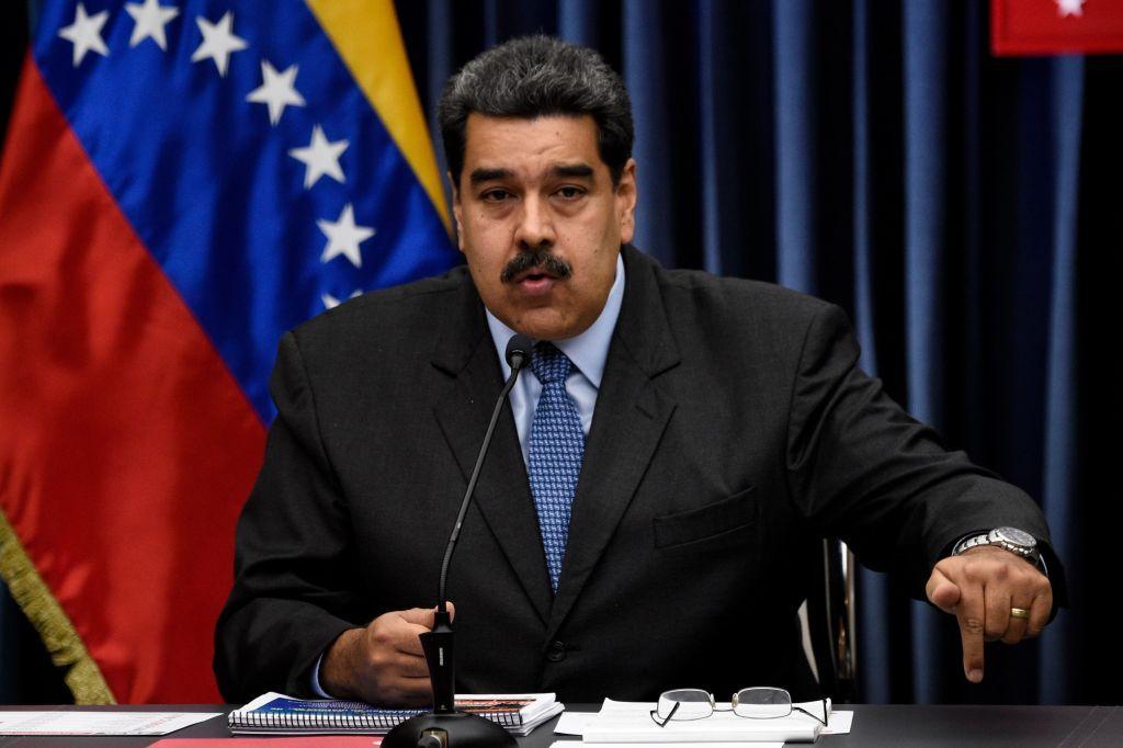 Venezuelan President Maduro wants a