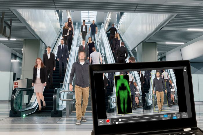 LA Metro's New Body Scanning Tech Finds Concealed Weapons, Explosives