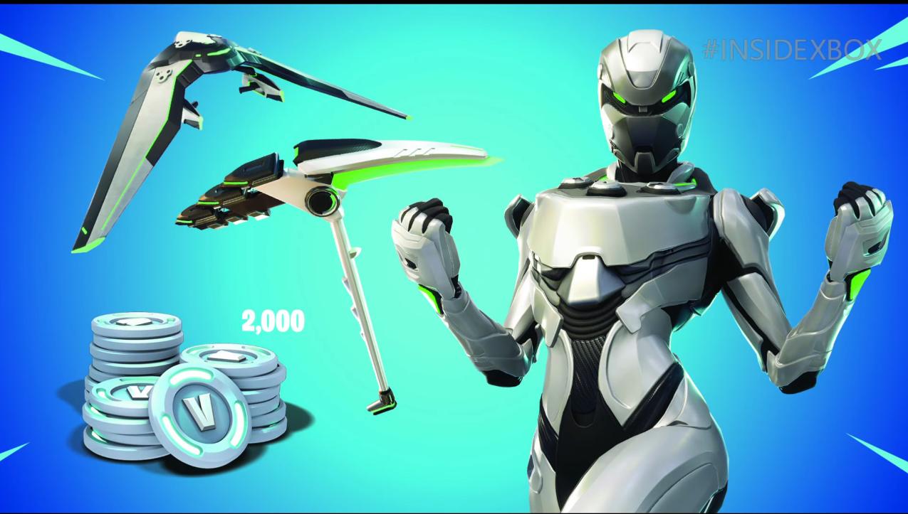 Xbox One S Fortnite Eon