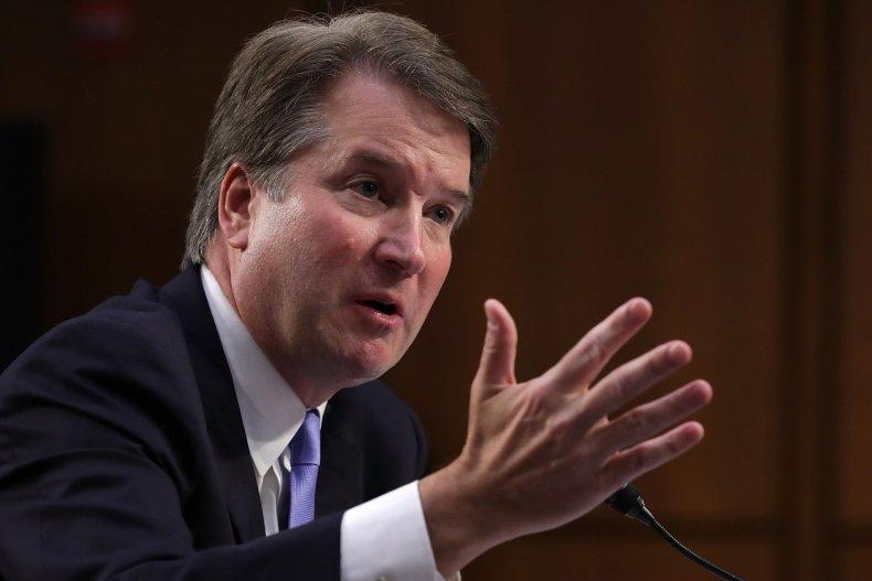 Brett Kavanaugh accusations sexual misconduct