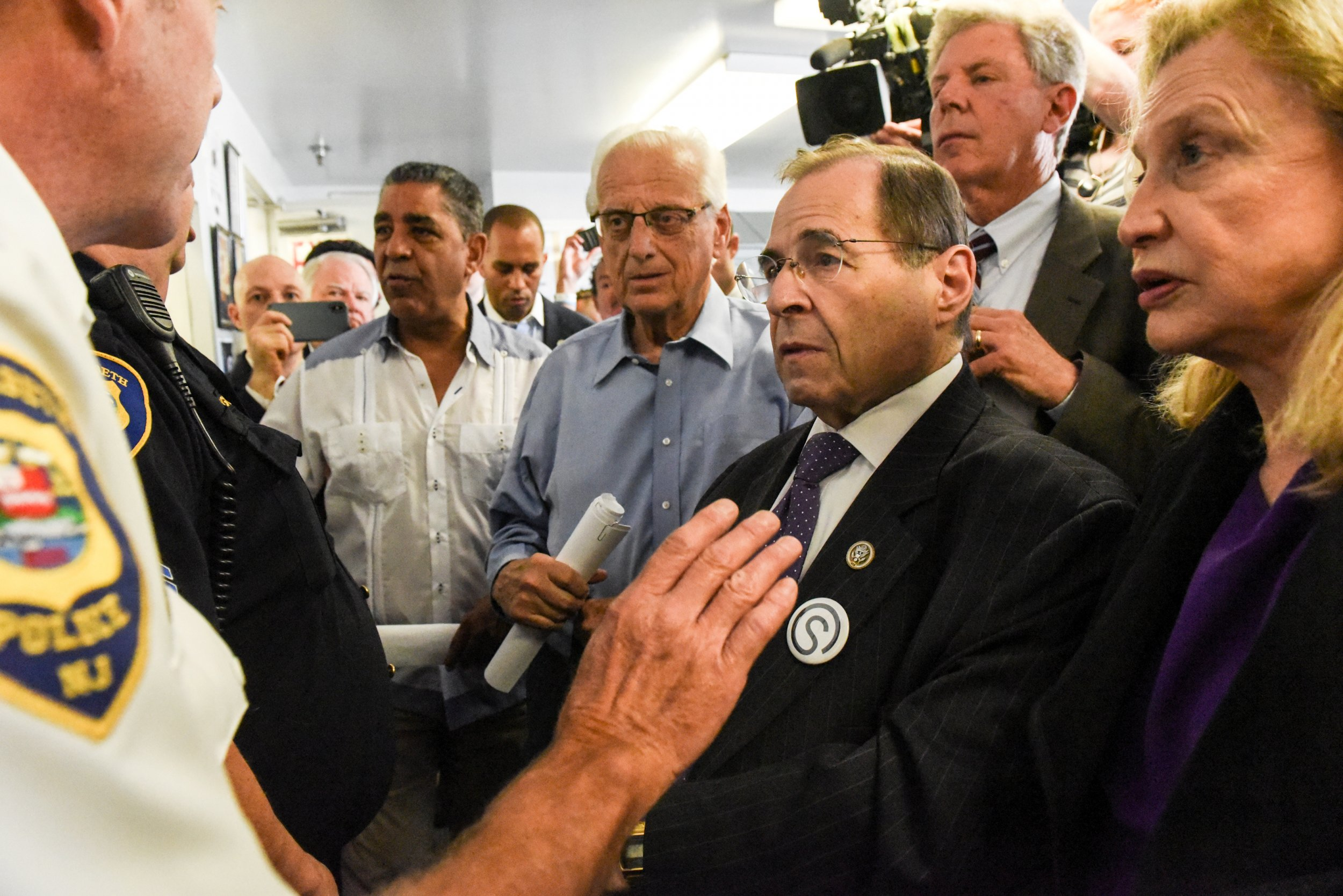 New York Representative Jerrold Nadler said Harvey Weinstein's accusers were first doubted just like Kavanaugh's