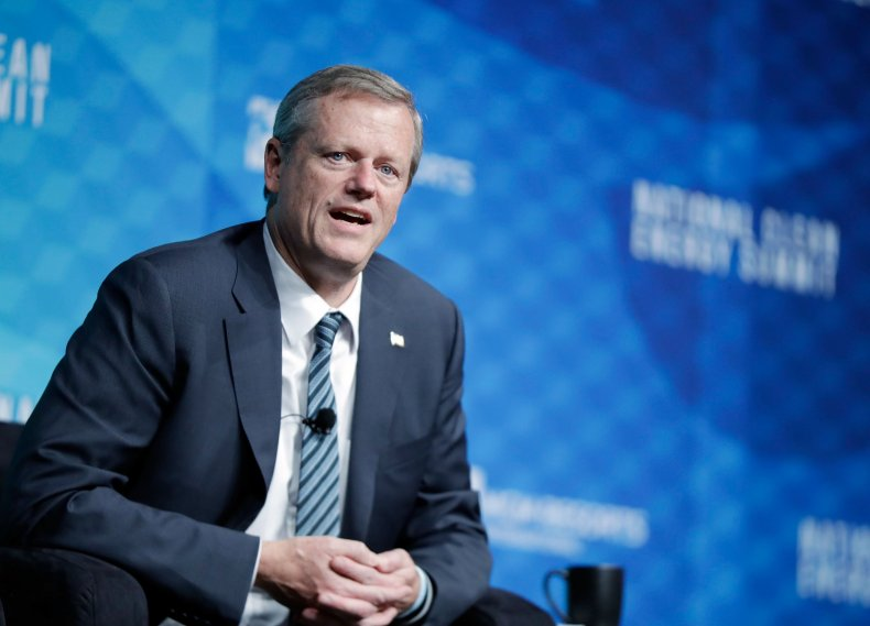 GOP Massachusetts Governor Calls Kavanaugh Allegations 'Sickening,' Senate Should Postpone Vote