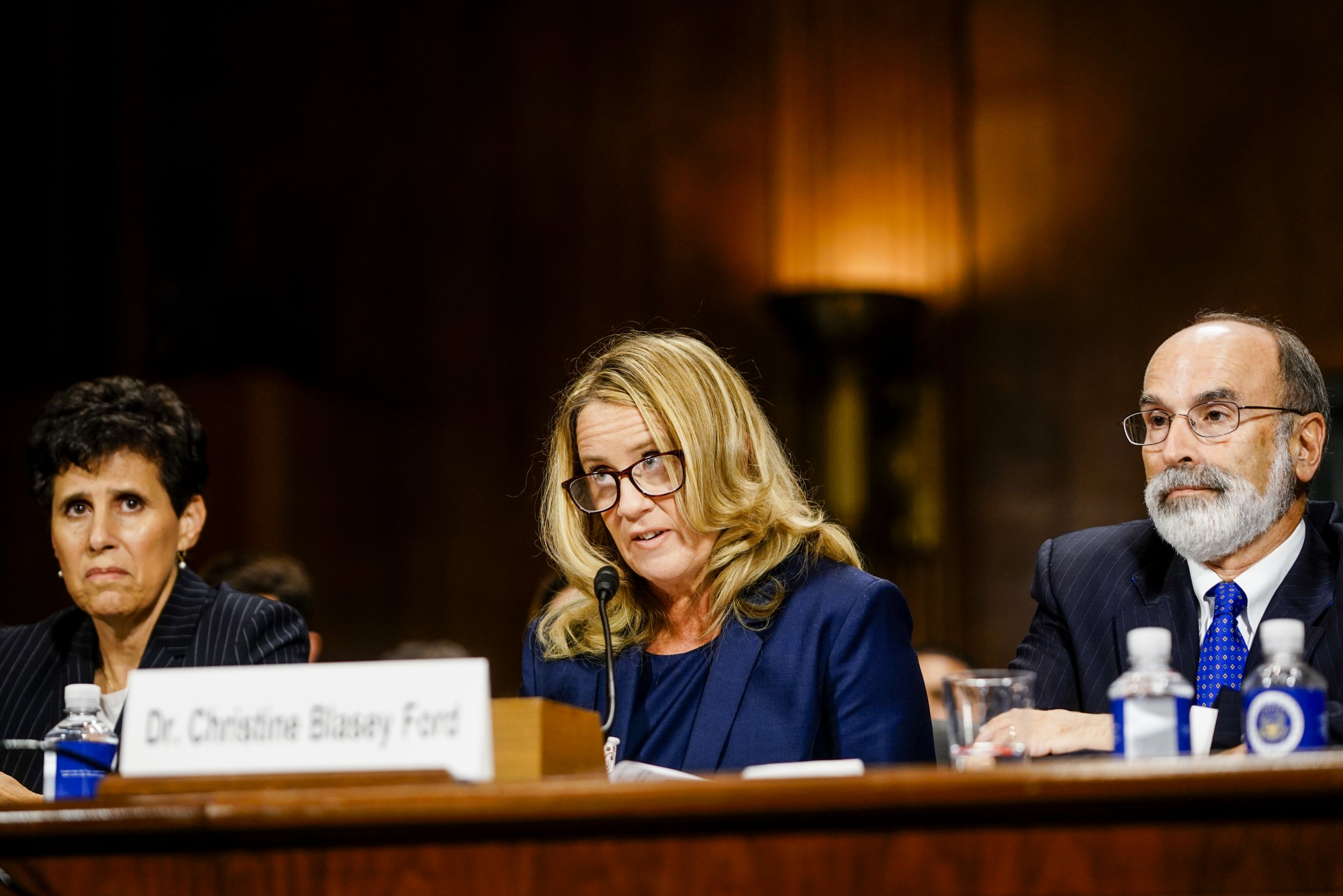 Fox News Host Says Christine Blasey Ford Testimony Is ...