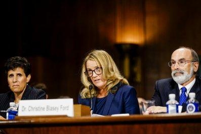 Christine Blasey Ford, testimony, Fox News