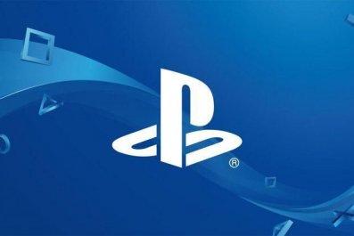 PlayStation logo crossplay oped