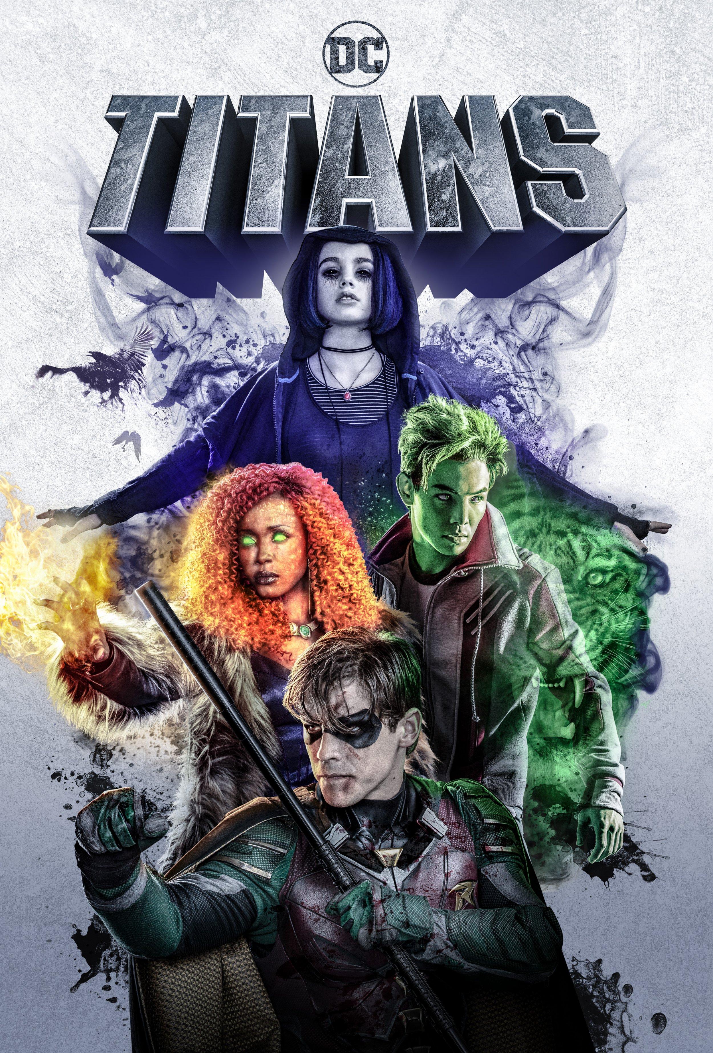 titans new poster