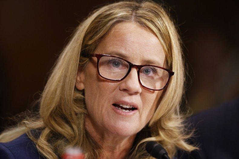 Christine Blasey Ford, witness, Rachel Mitchell