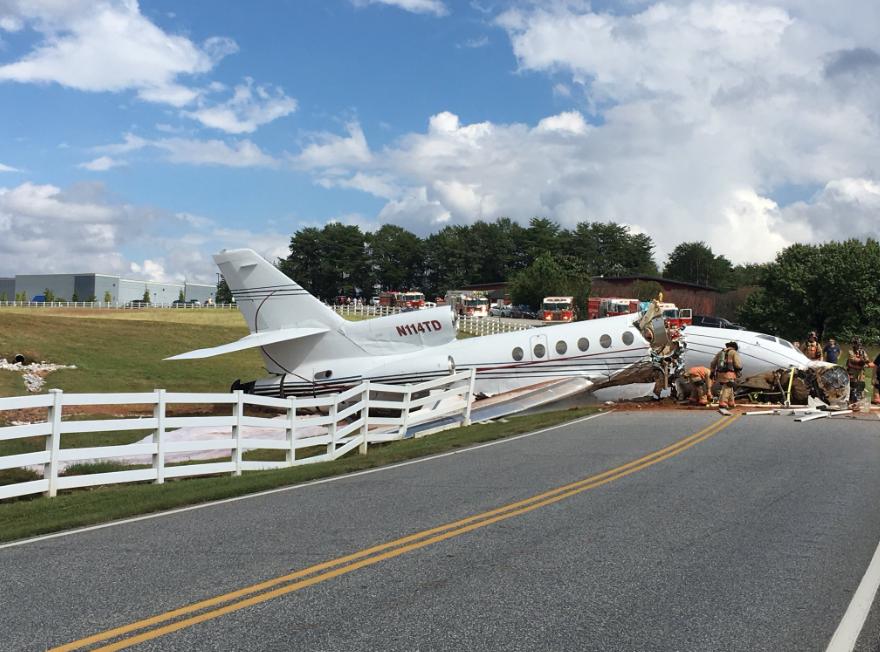 Greenville South Carolina Plane Crash