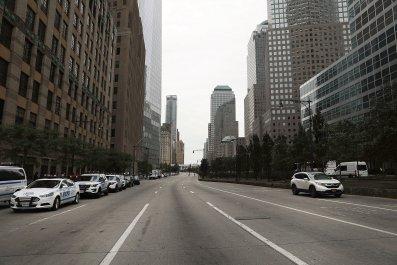 Shooting in Manhattan