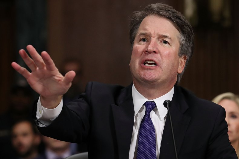 Brett Kavanaugh Refuses to Answer Whether he is the Drunk 'Bart O'Kavanaugh' Named in Book