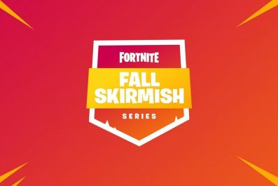 Fortnite Fall Skirmish logo week 2