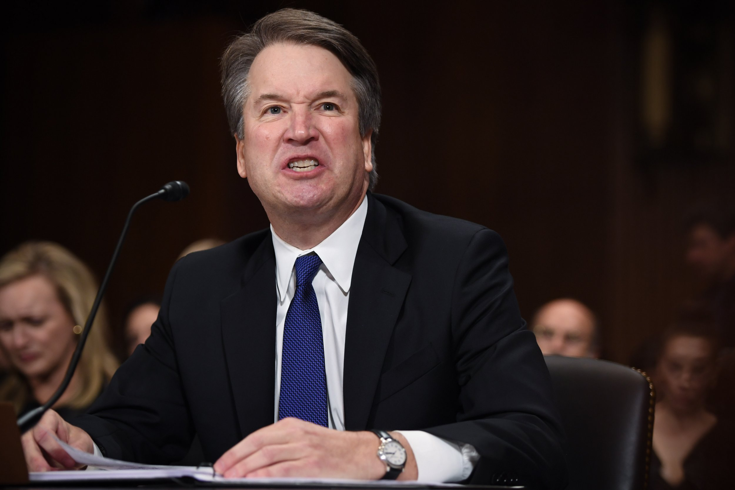 yale dean kavanaugh investigated assault