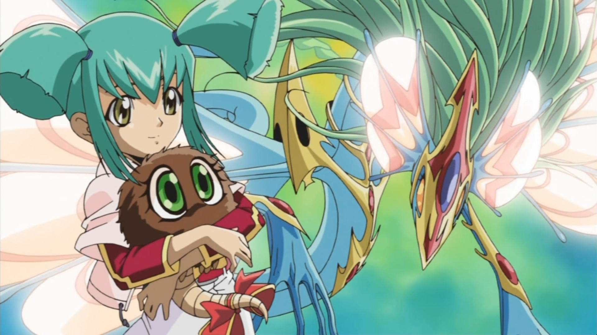 Luna ancient fairy dragon