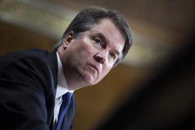 Mark Judge Brett Kavanaugh FBI