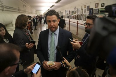 Democratic House Candidate Calls False Duncan Hunter Muslim Attack Ad Part of His 'Ongoing Meltdown'