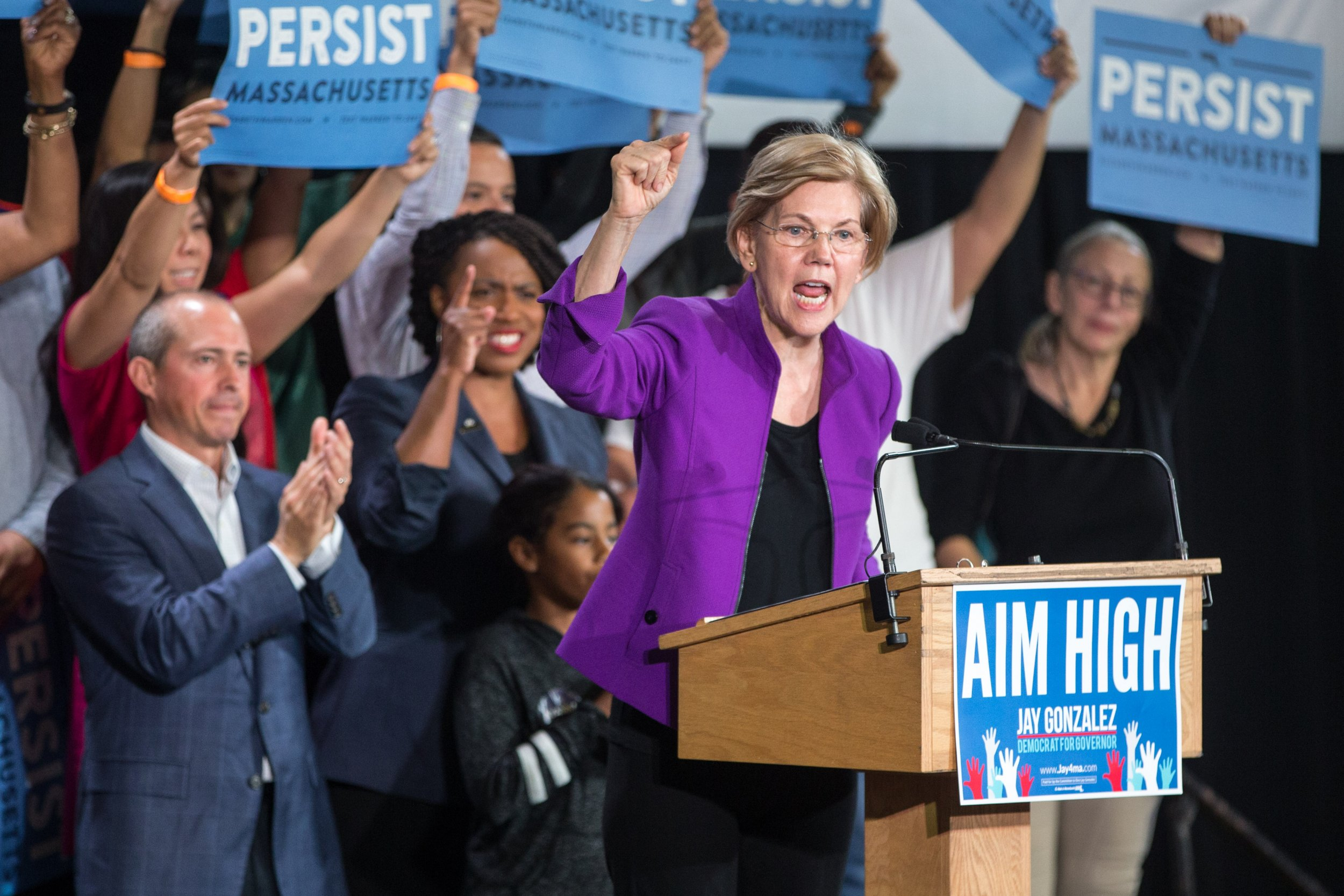 Elizabeth Warren President