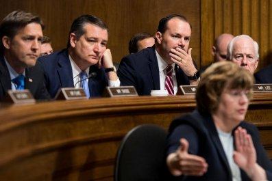 Brett Kavanaugh hearing, Fox News, Tucker Carlson, race war, white men