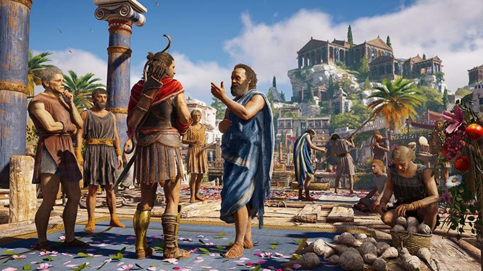 Caus Assassins Creed Odyssey | Asdela