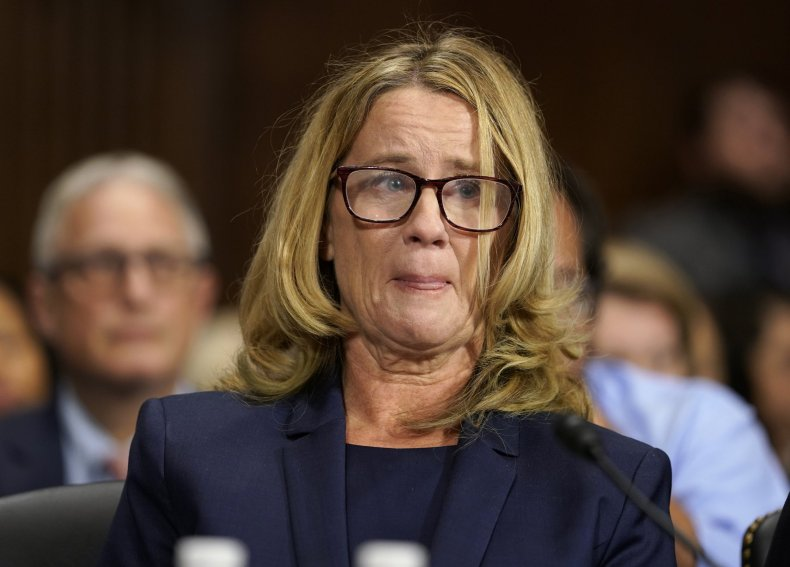 Christine Blasey Ford, Fox News, Brett Kavanaugh