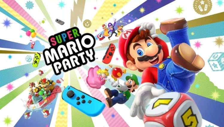 super mario party review switch s first must own party game
