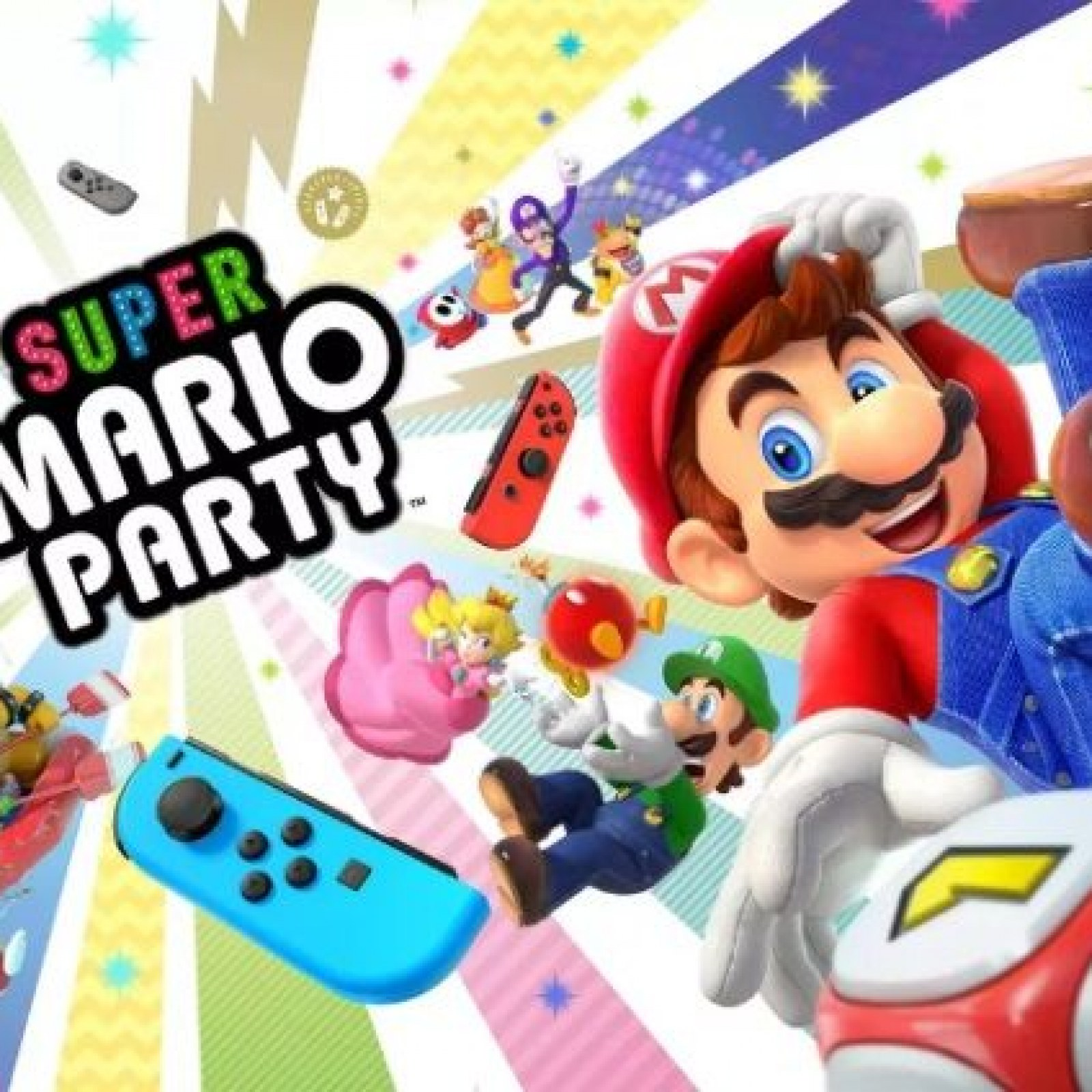 Super Mario Party:' How to Unlock Boards, Gems and More