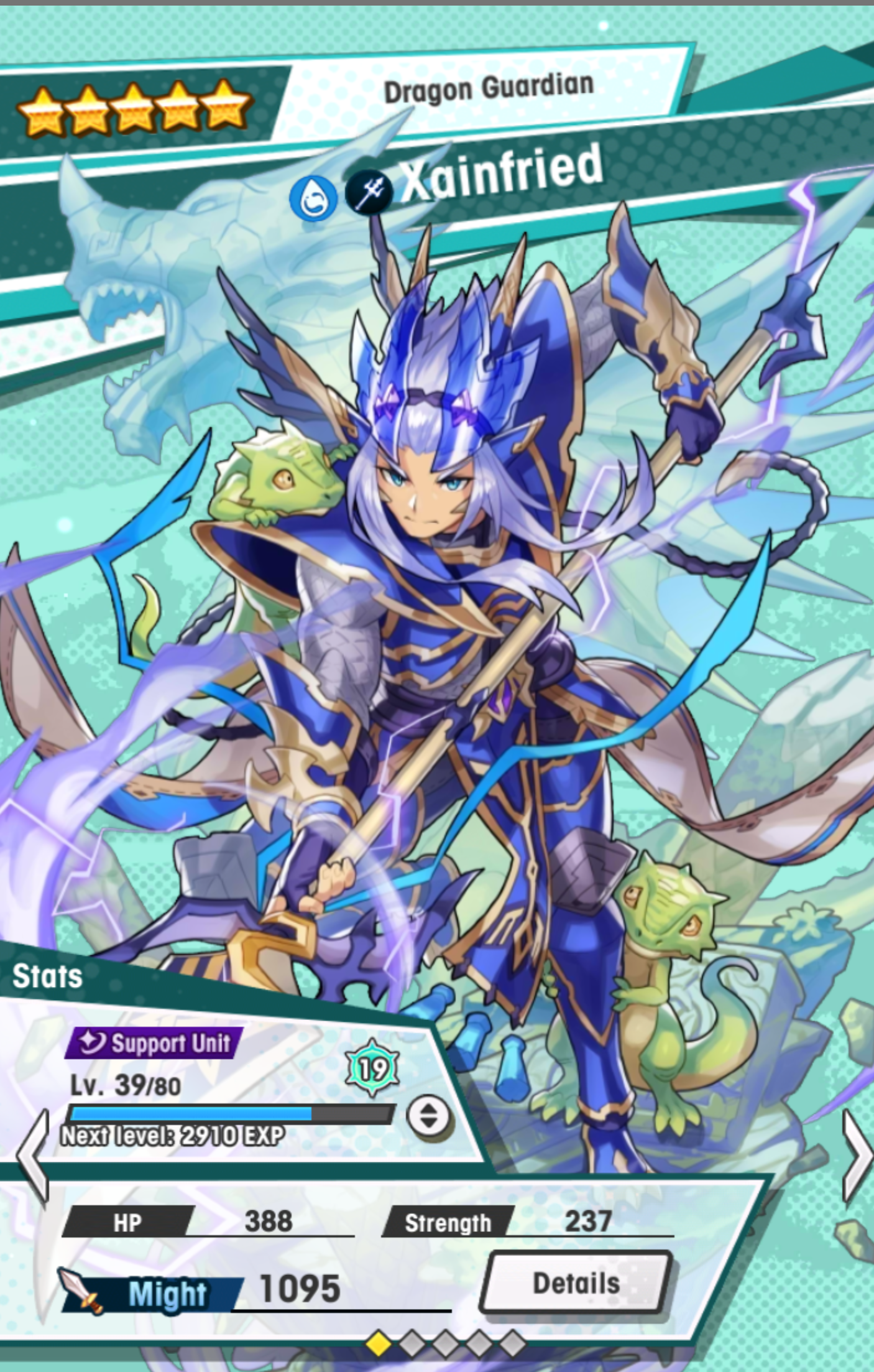 dragalia lost xanfried