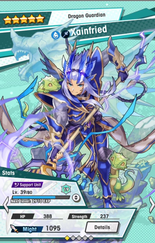 dragalia lost xanfried