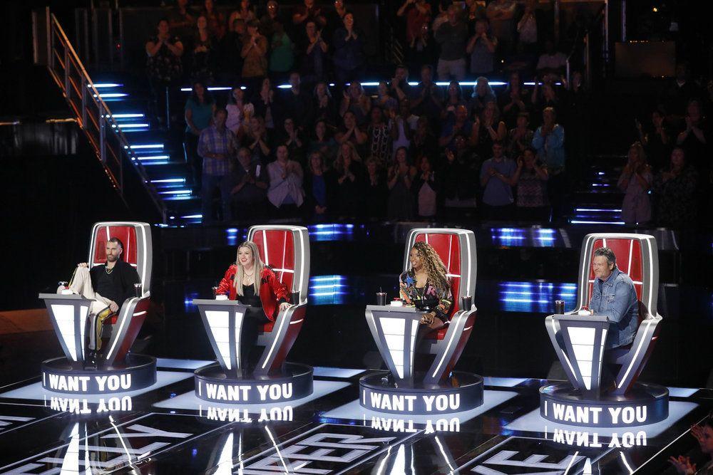 the, voice, 2018, season, 15, blind, auditions, episode, 3, live, blog, recap, teams, so, far, Adam, Blake, Jennifer, Kelly