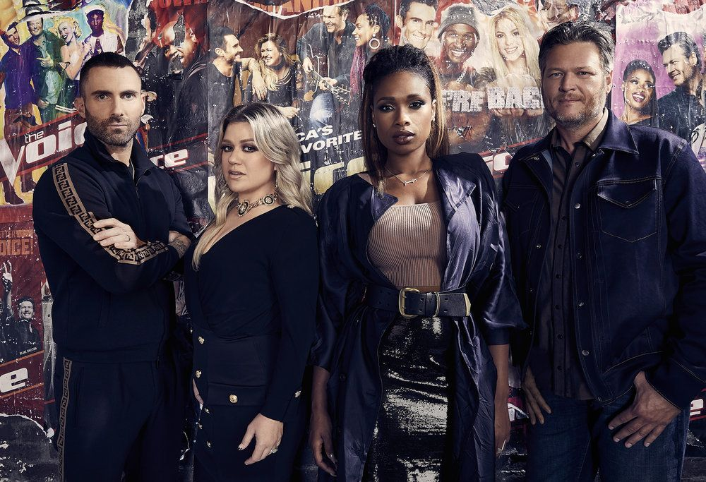 the, voice, 2018, season, 15, blind, auditions, episode, 3, live, blog, recap, teams, so, far, Adam, Blake, Jennifer, Kelly what time come on air coaches watch online channel