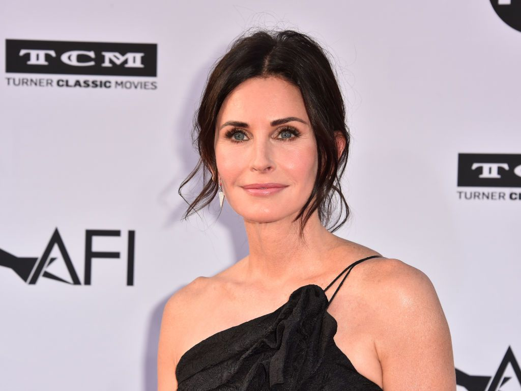 22 Courteney Cox - Getty Images