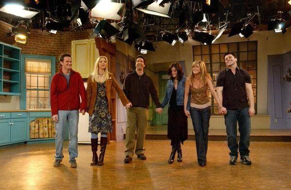23 Friends - NBC Universal