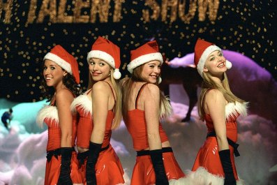 Cover - Mean Girls Slideshow