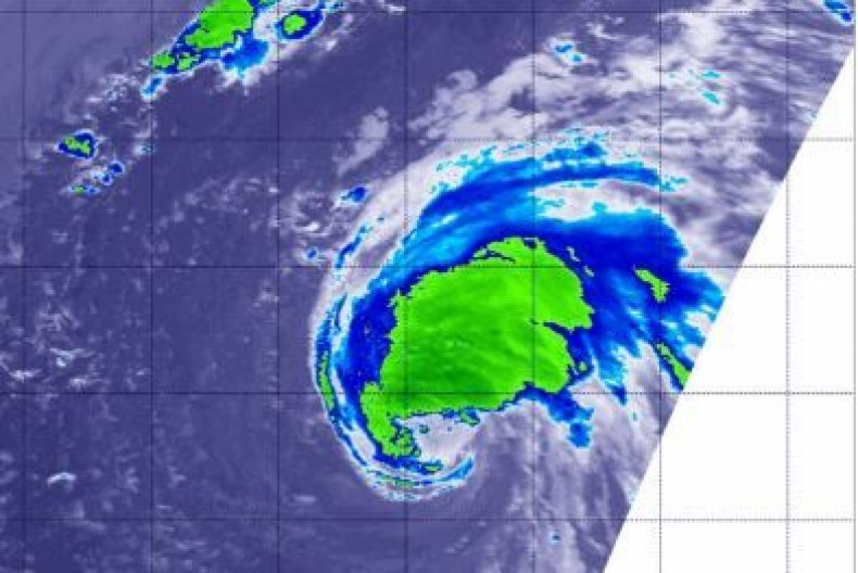 tropical storm leslie hurricane