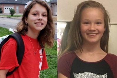 Noblesville missing girls