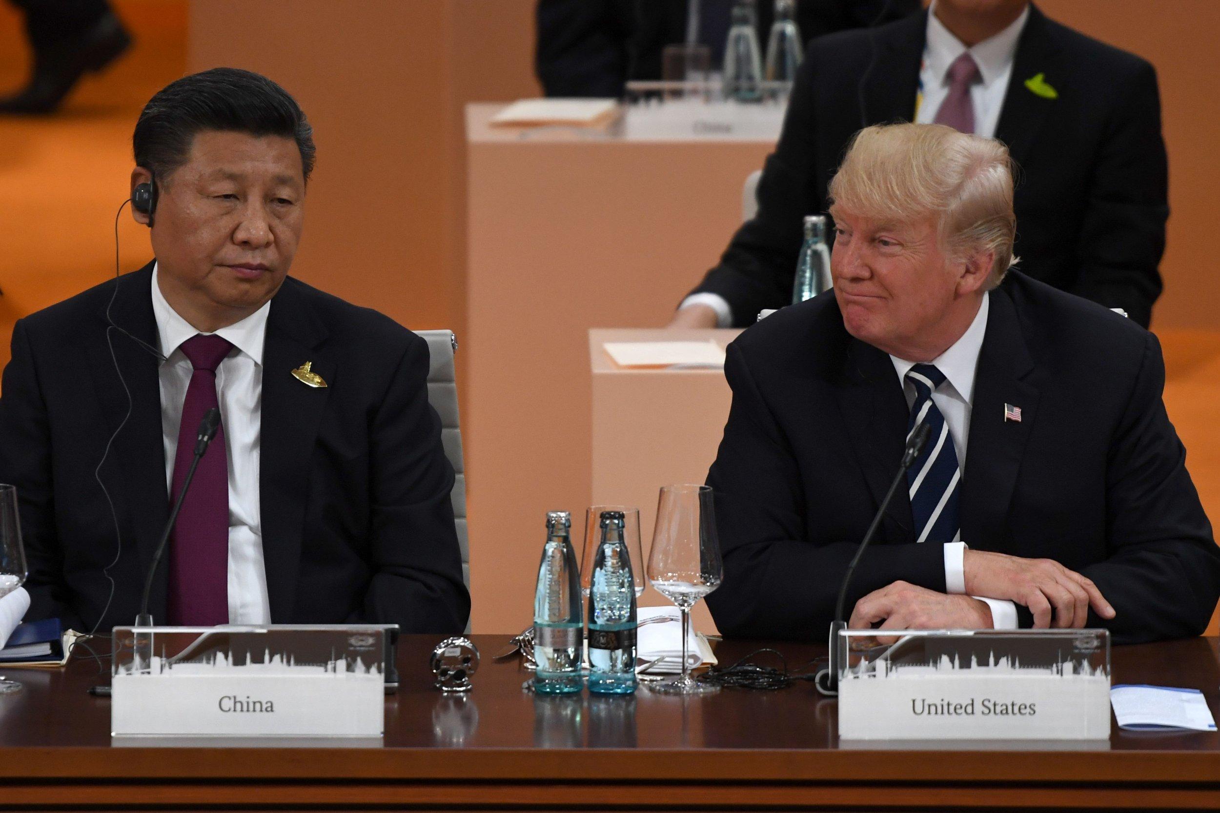 trump trusted less putin xi world poll