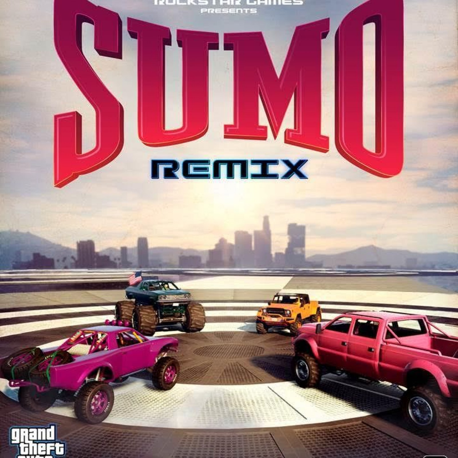 GTA Online' Update Remixes the Sumo Game Mode, Offers Double