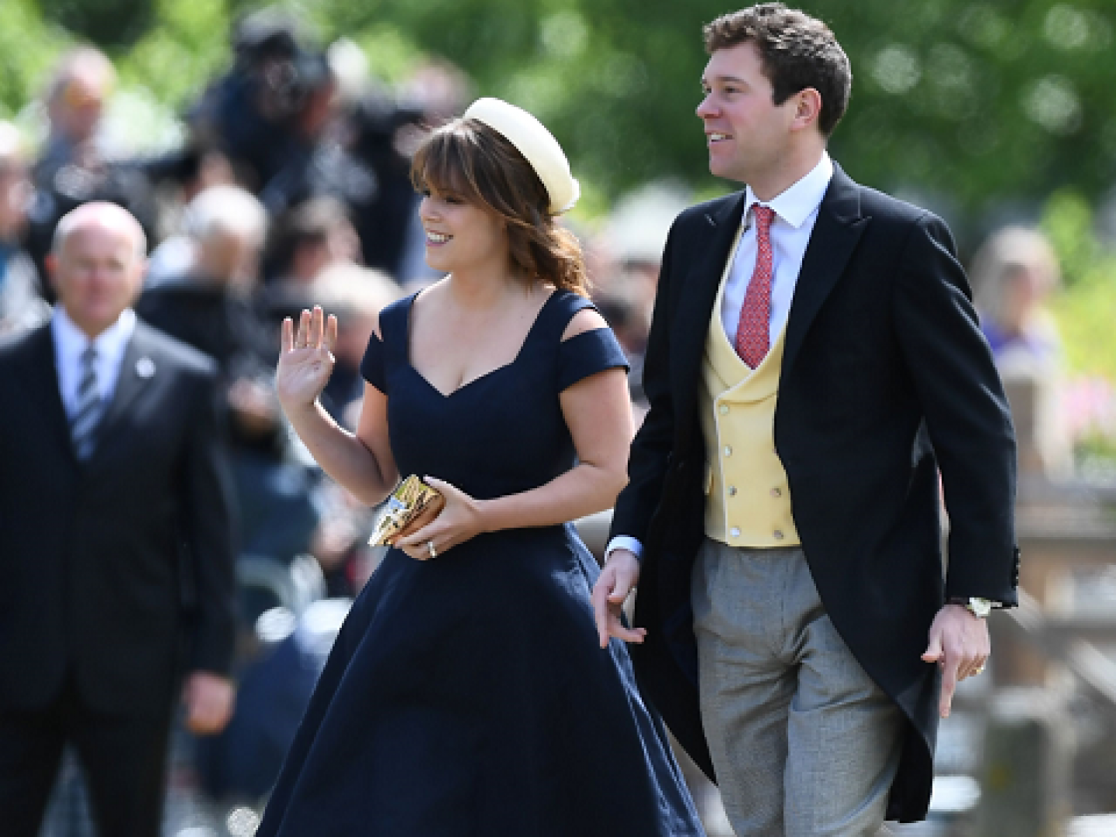 Princess Eugenie Wedding Televised.How To Watch Princess Eugenie Wedding Union With Jack Brooksbank To