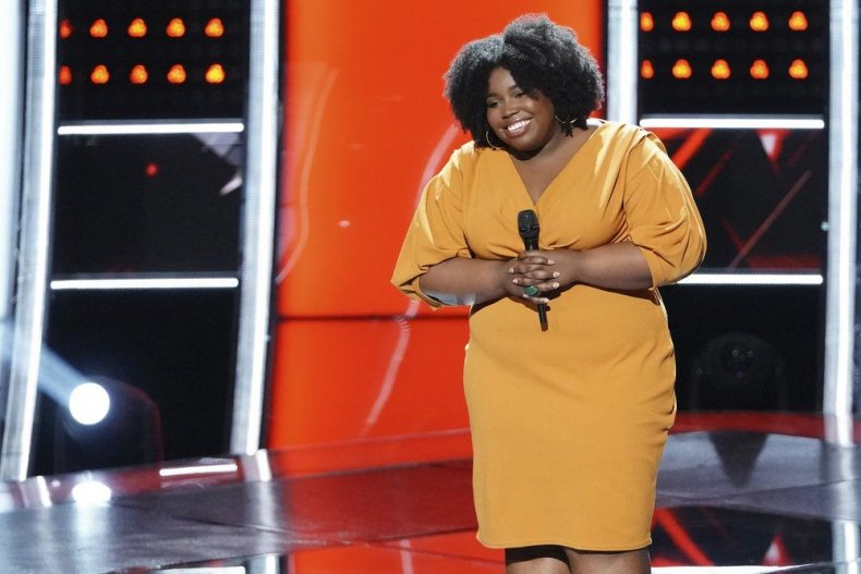 the, voice, 2018, season, 15, episode 4, live, blog, recap, tonight, contestants, auditions, teams, so, far, Kymberli Joye team Kelly