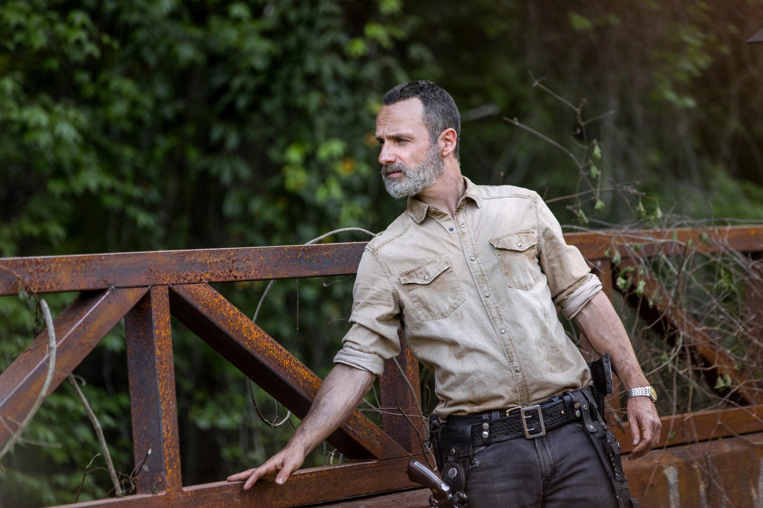 'The Walking Dead' Showrunner Calls Season 9 a Series