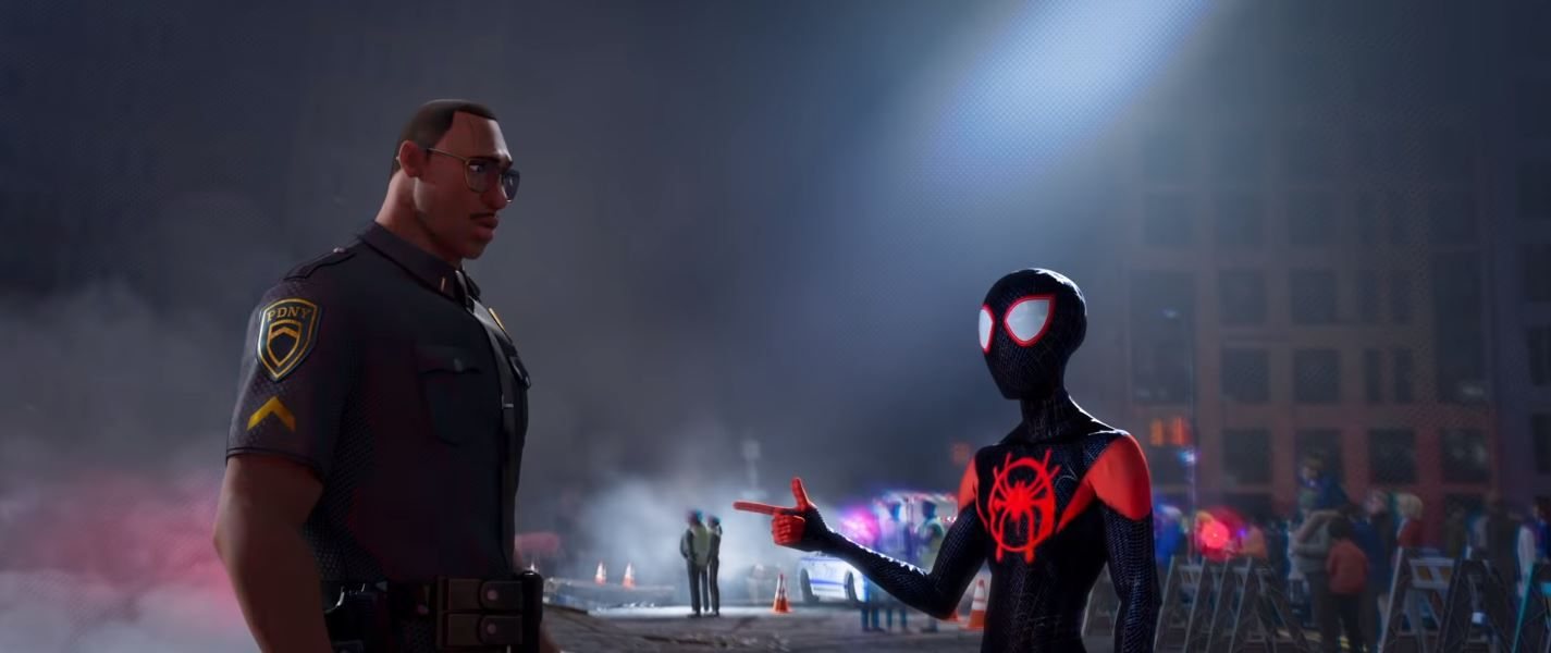 spider man into spider verse 14