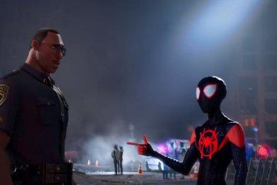 spider man into spider verse 14