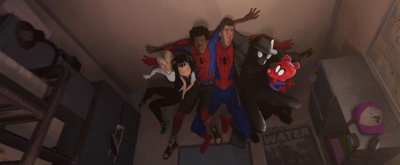 spider man into spider verse 15
