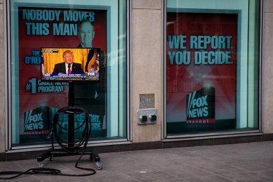 Donald Trump, Fox News, Emmys