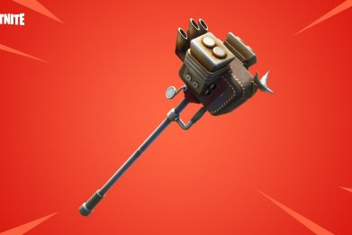 Fortnite Led Sled Hammer