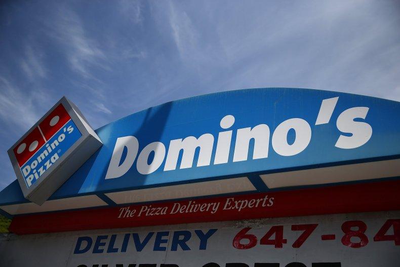 domino's n word