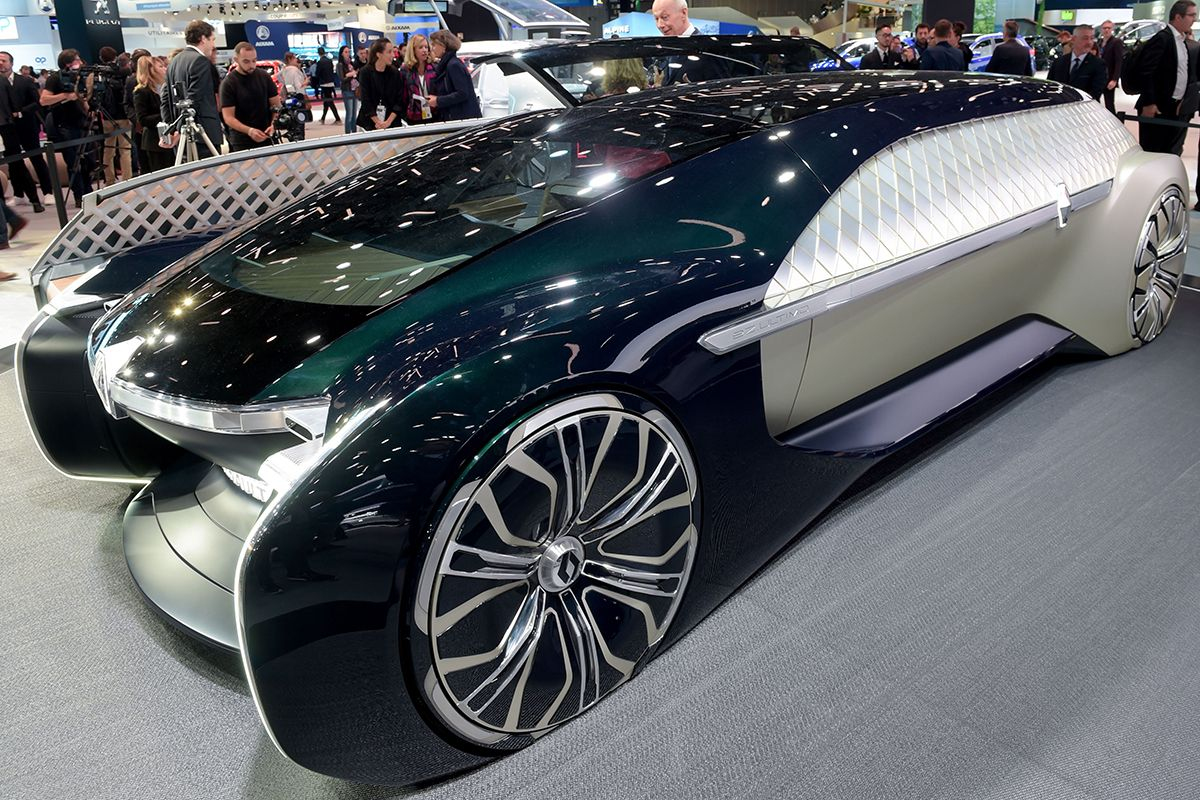 02 Renault EZ-Ultimo concept GettyImages-1044466454